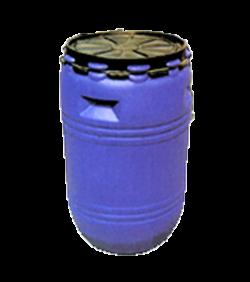 200L large-opening plastic bucket