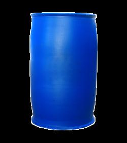 200L closed plastic bucket