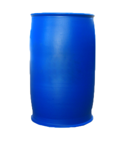 220L closed plastic bucket