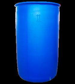 220l closed single ring plastic bucket