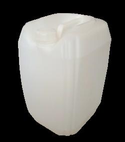 25L double-layer closed plastic bucket